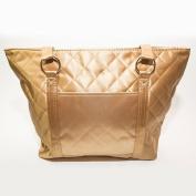 Tote Breast Pump Bag Gold
