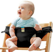 Adjustable Portable Travel High Chair / Belt,Baby Chair Harnesses Safety Strap for Seating / Feeding