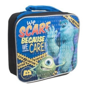 Lunch Bag Monsters Inc. Soft Sided Cordura Insulated Rectangular Design!