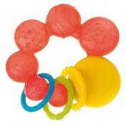 Canpol Water Teether Bubbles Red