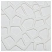Brick Wall Decor, Inkach PE Foam 3D Wall Stickers DIY Embossed Brick Stone Home Wall Decals 30X30cm
