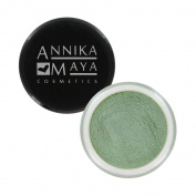 Annika Maya Shimmer Pigment Powder - Emerald