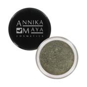 Annika Maya Shimmer Pigment Powder - Sage Green