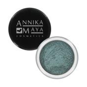 Annika Maya Shimmer Pigment Powder - Sea Grass