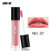 MAANGE New Fashion Sexy Matte Lipstick Lip Gloss Party