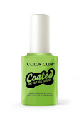 Colour Club-WE BE LIMING from the new ONE-STEP COATED single coat coverage Collection