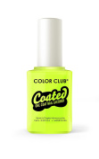 Colour Club-YELLIN' YELLOW from the new ONE-STEP COATED single coat coverage Collection
