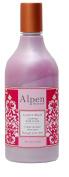 Alpen Secrets Luxury Foaming Bath Cream, Scarlet Blush, 700ml