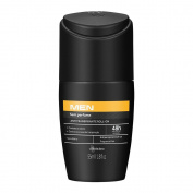Linha Men Boticario - Desodorante Antitranspirante Roll-On Sem Perfume Masculino 75 Ml -