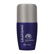 Linha Quasar Boticario - Desodorante Antitranspirante Roll-On Masculino 75 Ml -