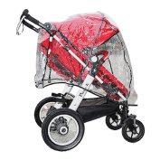 Stroller Cover, Ammazona Baby Stroller Rain Covers Windproof/Dust Coats Universal Waterproof High Landscape Baby Car Shield