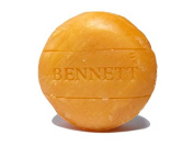 Bennett Refined Herbal Extract Papaya exfoliating soap 160g (170ml); traditional soap recipe from generation to generation