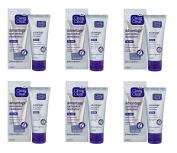 Clean & Clear Advantage Spot Control Moisturiser, Oil-Free, 40ml/1.35oz (Pack of 6) + FREE Schick Slim Twin ST for Sensitive Skin