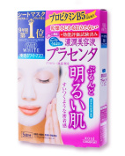 KOSE CLEAR TURN White Mask (placenta) 5 sheets