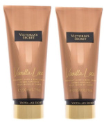 Victoria's Secret Fragrant Hand & Body Cream Vanilla Lace Bundle of 2