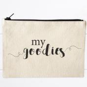 My Goodies Cosmetic Makeup Travel Bag Toiletry Kit 25cm x 18cm