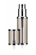 Travalo Milano Luxurious Portable Refillable Fragrance Atomizer, White