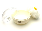 Idol Design Baby Powder Puff with Container Case