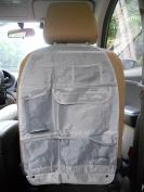 Bizbravo Car Auto Front or Back Seat Organiser Holder Multi-pocket Travel Storage Bag