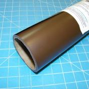 ThermoFlex Plus 38cm x 4.6m Roll Chocolate Heat Transfer Vinyl by Coaches World