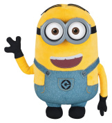 Despicable Me Minion Dave Plush with Pop-Out Eyes Toy Figure