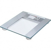 Soehnle Pharo 200 Clear Digital Personal Bathroom Scale