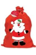 Large Red Father Christmas Xmas Santa Sack Presents Bag Stocking Toy Tree