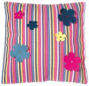 Made By You Flower Power 13063 Cushion. Huge Saving