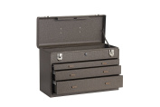 Kennedy Manufacturing 620B 50cm 3-Drawer Machinists' Chest, Tan Brown Wrinkle