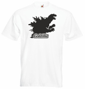 Black Dragon - T-Shirt Man - Godzilla - monster - sea monster
