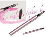Stylograph – Nails Art – Feather Pearl Pink Luxury Replaces Brush and Dotting Pen