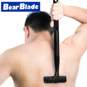 BearBlade Men's Easy to Use Back Razor / Shaver, Hair Remover Razor Hairy Backs