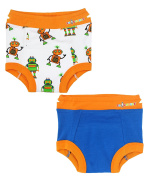 Ez Undeez Boys, Baby, Toddler Potty Training Pants with Padded Liner