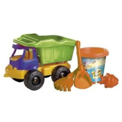 Minions Set With Novo Truck And Accessories - Despicable Me Beach Bucket S Kit
