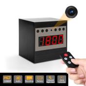Eternal eye Enhanced Night Vision HD Covert Hidden Nanny Spy Clock camera FREE 16GB SD + SD Reader