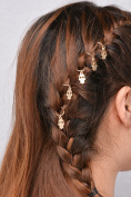 Cuhair(tm) 10pcs(5pc gold, 5pc silver) women Girls Unique Hair clip barrettes Hair pin accessories metal party