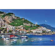 Aidapt 1000 Piece Jigsaw Puzzle Sorrento Coastline Improve Mental Fitness Bnib