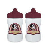 Baby Fanatic Licenced NCAA 270ml Sippy Cup 2 Pack, Florida State University