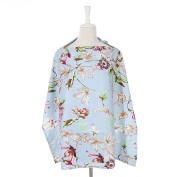 Pueri Nursing Cover Breastfeeding Nursing Towel Car Seat Covers Outdoor Blanket Apron for Feeding Baby