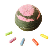 GALAXY GIRL 240ml Bath Bomb with Various Toys/Comes with a Cute Gift Box! Boxes will Vary