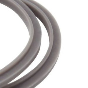 Pack Of 2 Dark Grey Replacement Rubber Gasket Seal Ring Fits Nutri Bullet New