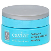 For the Love of Hair Omega-3 Restorative Caviar Masque 200ml