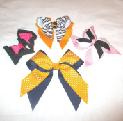 Large Hair Bow Variety, Made in the USA, am17