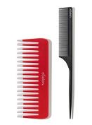 Comb Set by eSalon - Detangled Affair