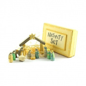 Boxed Nativity Scene