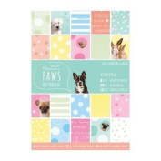 DoCrafts Papermania Paws For Thought Pet-Themed A5 Paper Pack 26-Sheets A5 Card Kit