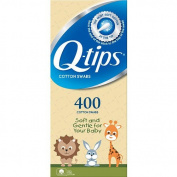 Q-tips Baby Cotton Swabs - 400 Count