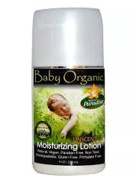 Nature's Paradise Baby Lotion Natural Unscented 270ml