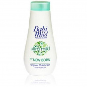 BABI MILD Ultra Mild Organic Moisturiser Baby Powder For New Born Size 150 g.
