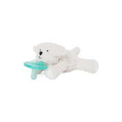 Wubbanub Infant Pacifier - Birthday Bichon